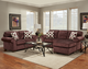 Prism Elderberry Living room suite
